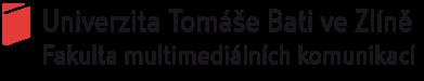 Logo Univerzita Tomáše Bati ve Zlíně, Fakulta multimediálních komunikací